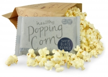 Healthy popping corn
