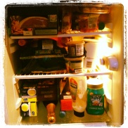 The Full Fridge!