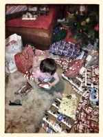 Presents opening