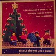 Cool Christmas Card